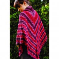Triangular Shawl Lace 9957