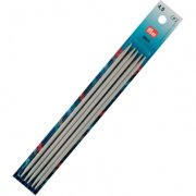 Prym Double-pointed knitting pins Aluminium 20 cm - 4,5 mm