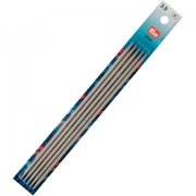 Prym Double-pointed knitting pins Aluminium 20 cm - 3,5 mm