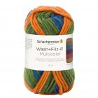 Schachenmayr Wash+Filz-it! Multicolor 50g
