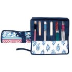 "KnitPro ""Navy"" Double Pointed Needle Case"