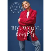 Quail Studio - Big Wool Brights - 4 Projects - englisch/deutsch