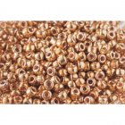 Debbie Abrahams Glasperlen - Size 6 (4 mm) - 562 Metallic Gold