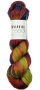 Atelier Zitron Traumseide hand dyed 100g : 112 Mittsommer