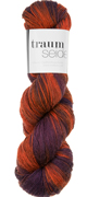 Atelier Zitron Traumseide hand dyed 100g : 122 Rotbuche