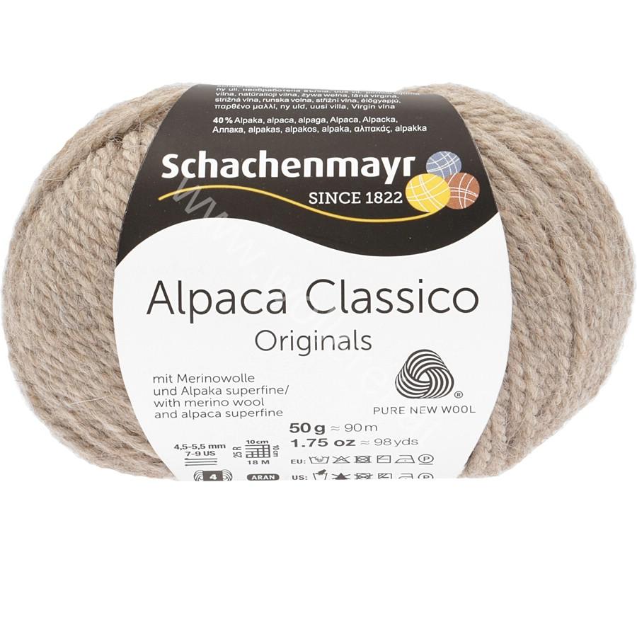 Schachenmayr Alpaca Classico Zehnerpack 10 x 50g