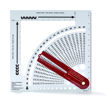 Prym Knitting Calculator with Counting Frame