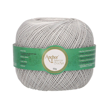 Anchor Mercer Crochet 60 - Pack de quatre  - 4 x 50g