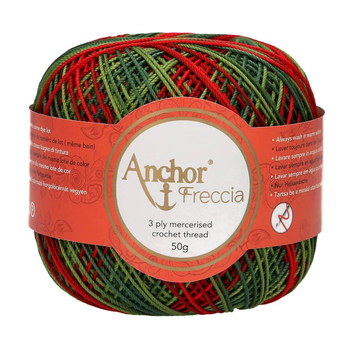 Anchor Freccia 12 Multicolour Pack de quatre  - 4 x 50g