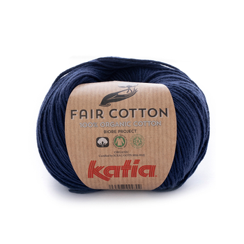 Katia Fair Cotton 50g