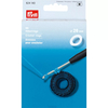 Prym Crochet rings - flat - 26 mm - 96 pieces