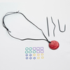 KnitPro Magnetic Knitter's Necklace Kit CHERRY BERRY