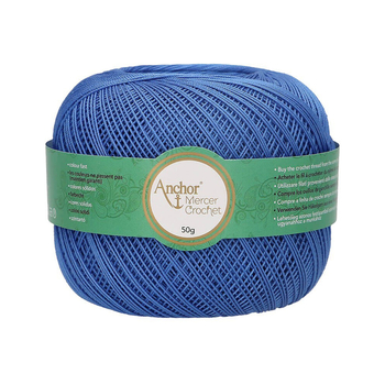 Anchor Mercer Crochet 80 - Bag of 4 balls  - 4 x 50g