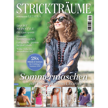 Gedifra Design Magazine 04 - Spring/Summer 2019 - german