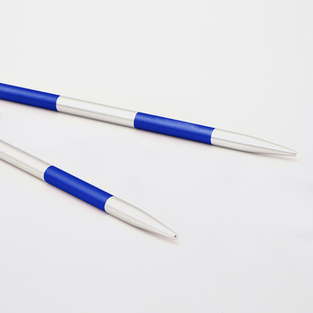 KnitPro SMART STIX  Interchangeable Circular Needles - 4,5 mm - iolite