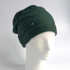 Beanie from organic cotton fleece - amazonas