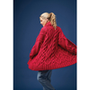 Quail Studio -  Big Wool Brights - 4 Projects -  anglais/allemand