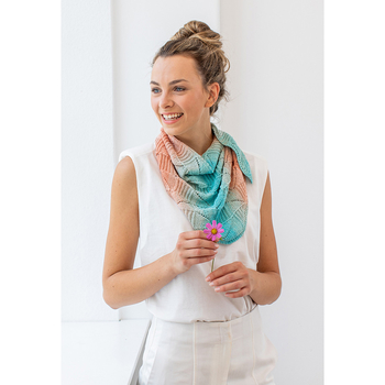 Triangular Scarf Lena
