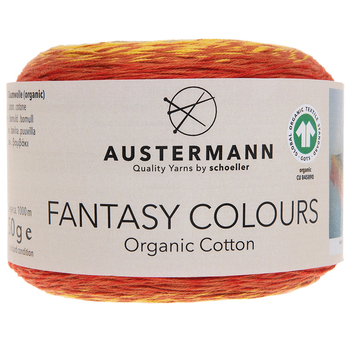Austermann Fantasy Colours (GOTS) 250g