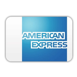American Express now available