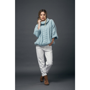 Quail Studio présente: Rowan Brushed Fleece Knits