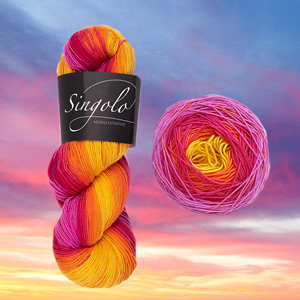 Atelier Zitron Singolo : The real gradient yarn without compromises