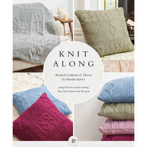 Martin Storey Knit Along 2019 - Yarn Requirements